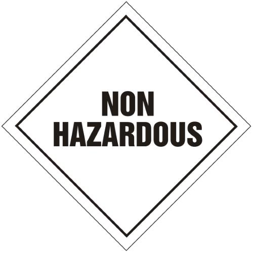 Non-Hazardous