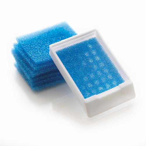 Biopsy Foam Pads, Blue PK/1000