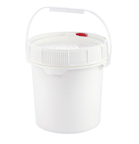 Gallon Pail (Screw Top) Containers, Life Latch, 2.5 Gallon