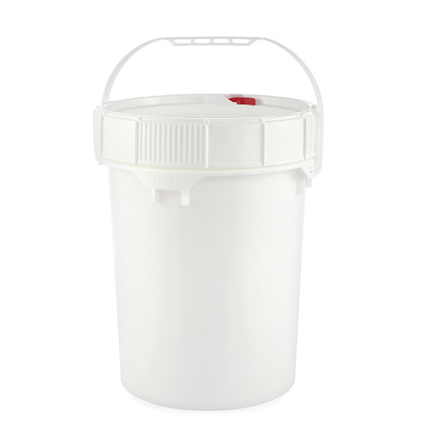 Gallon Pail (Screw Top) Containers, Life Latch, 5 Gallon