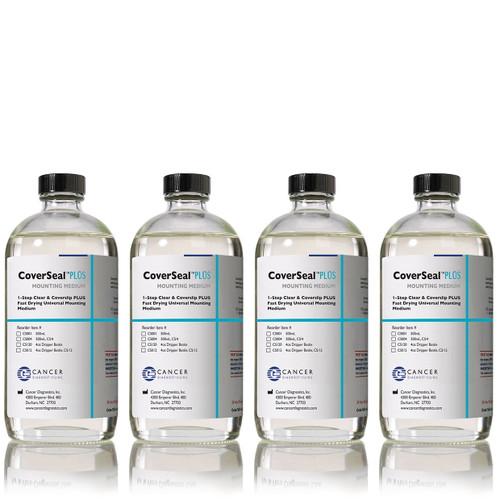 CoverSeal™-PLUS Universal Medium 500mL CS/4