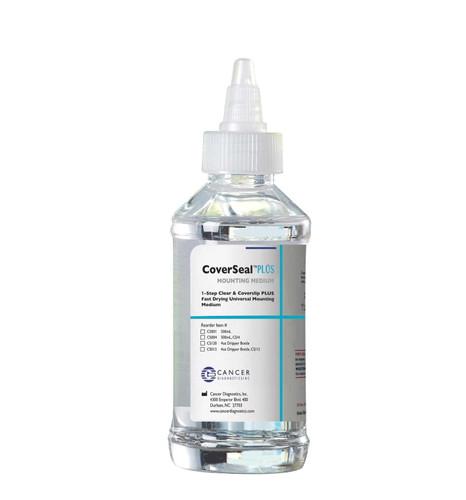 CoverSeal™-PLUS Universal Medium 4oz bottle