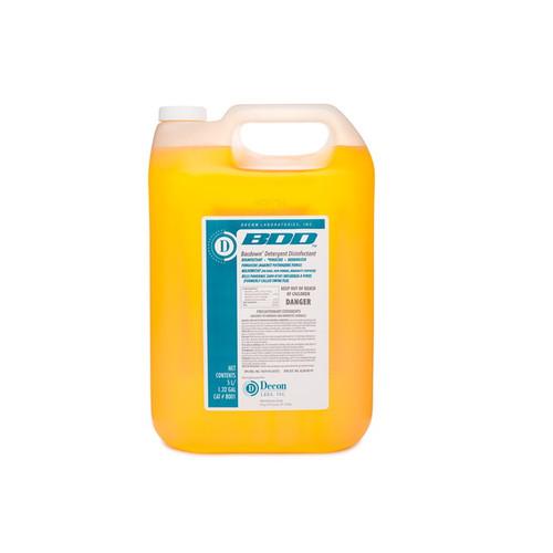 BacDown Disinfectant, Detergent, CS/4