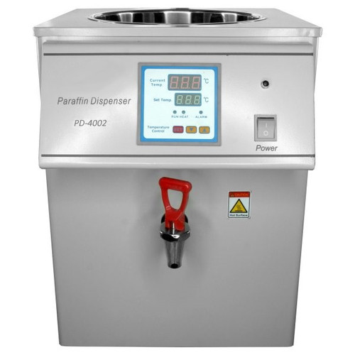 PD-4002 2.5 Gallon Paraffin Wax Dispenser