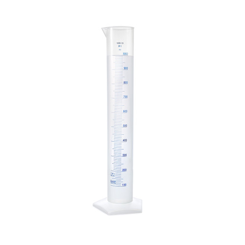 Graduated Cylinder, PP, 1000mL