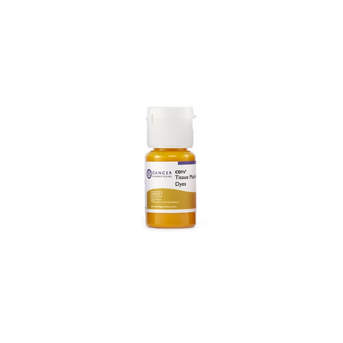 Tissue Marking Dye, 0.5oz, Gold