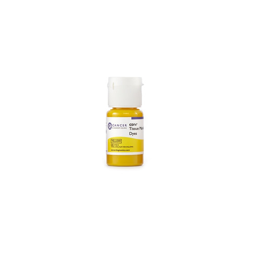 Tissue Marking Dye, 0.5oz, Yellow