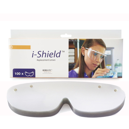 i-Shields (eye), 100 Lenses Only