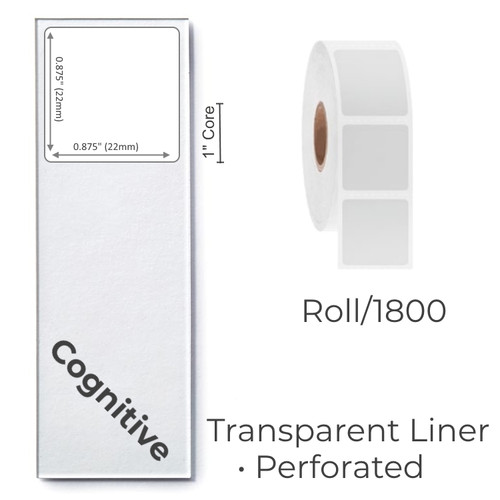 Xylene Resistant Slide Labels