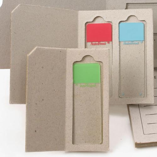 Double Slide Mailer Chipboard