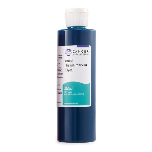 Tissue Marking Dye, 8oz, Teal