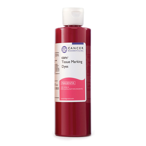 Tissue Marking Dye, 8oz, Magenta