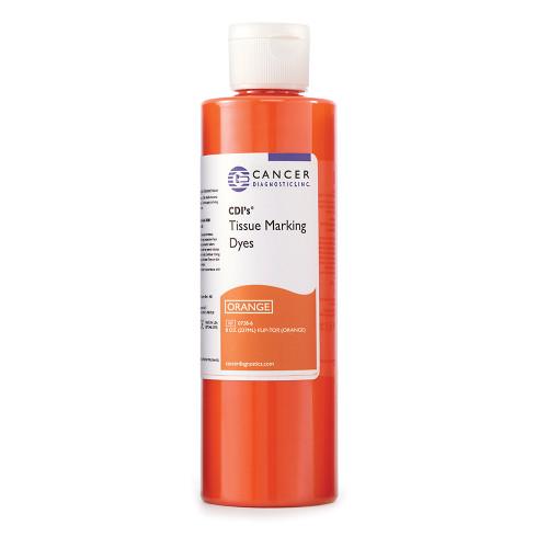 Tissue Marking Dye, 8oz, Orange