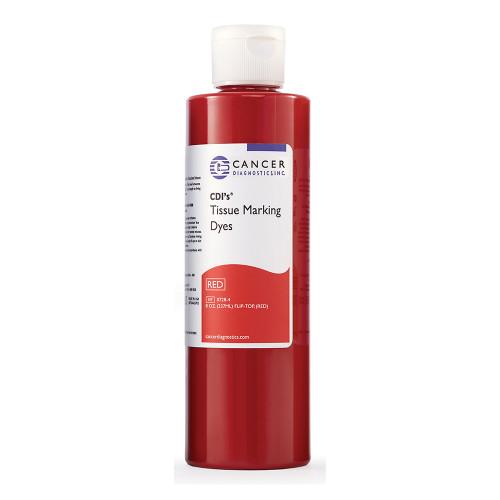 Tissue Marking Dye, 8oz, Red