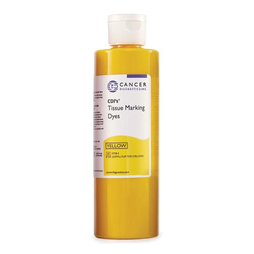 Tissue Marking Dye, 8oz, Yellow
