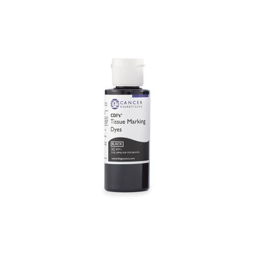 Tissue Marking Dye, 2oz, Black