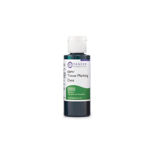 Tissue Marking Dye, 2oz, Green
