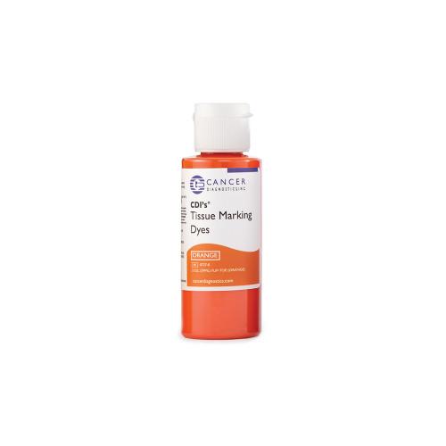 Tissue Marking Dye, 2oz, Orange