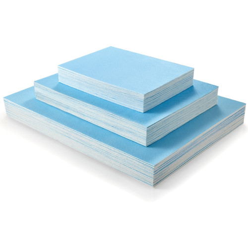 VaporPad Ultra Blue Poly-Coated Pad