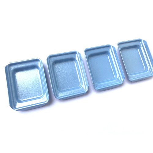 Atomic™ Blue Metal Base Molds Coated Non-Stick