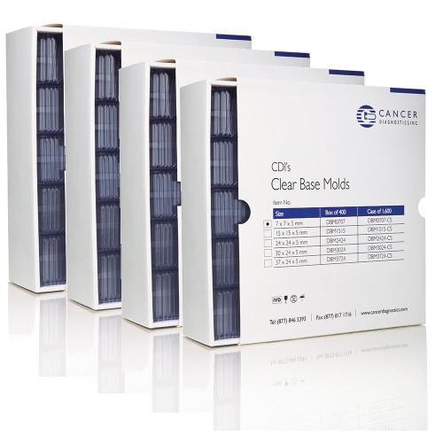 Disposable Base Molds, CS/1600