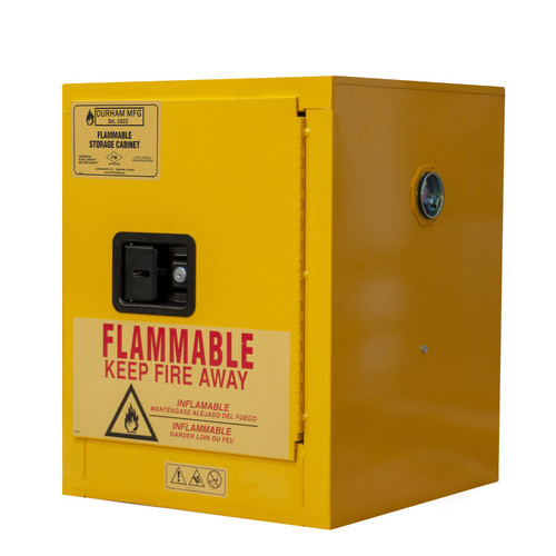 Flammable Cabinets, 4 Gallon