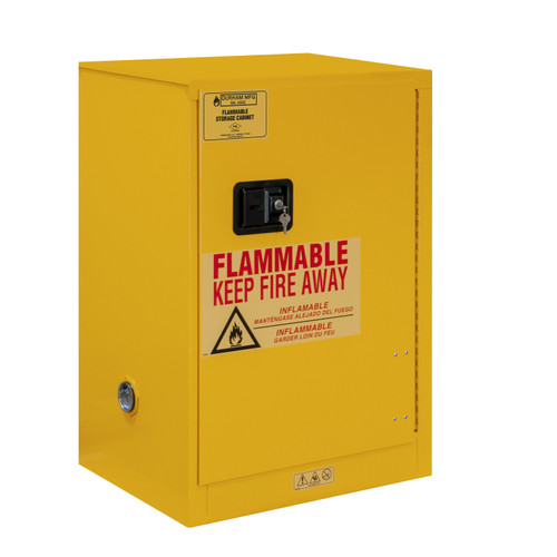 Flammable Cabinets, 12 Gallon