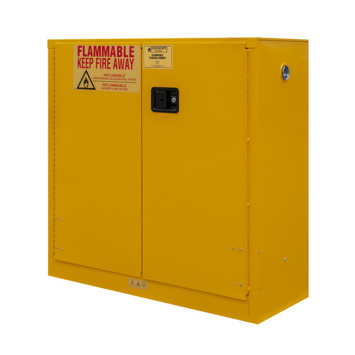 Flammable Cabinets, 16 Gallon
