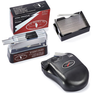 C.L. Sturkey Microtome Blades, Dispenser, Bulk-Dispenser, & Box Packaging