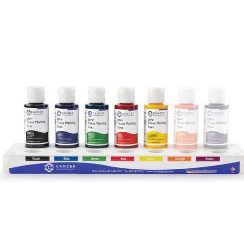 Tissue Dye Kit, 5 color,