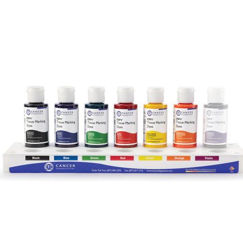 Tissue Dye Kit, 6 color,