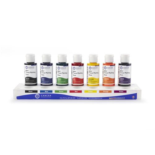 Tissue Dye Kit, 7 color,