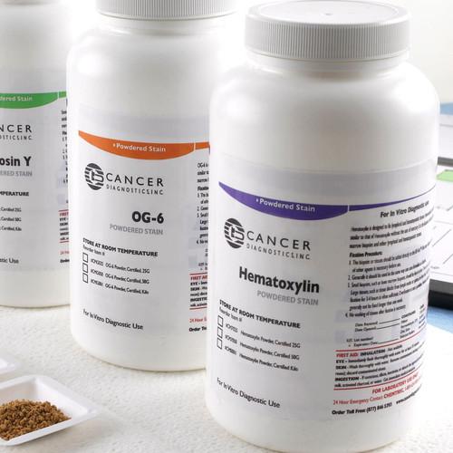 Hematoxylin, Powdered Stain Certified