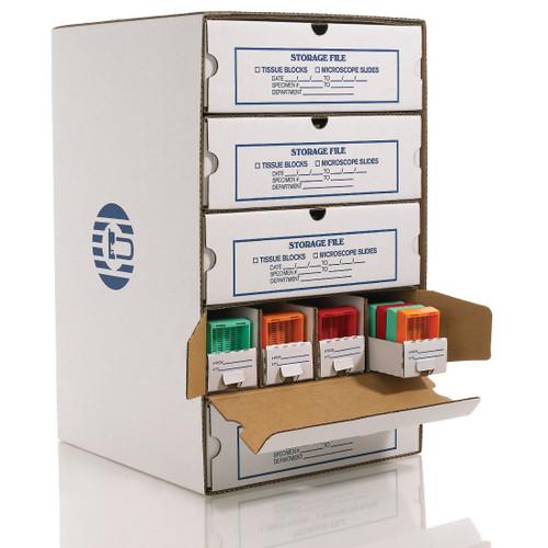 Large Cassette Storage Files