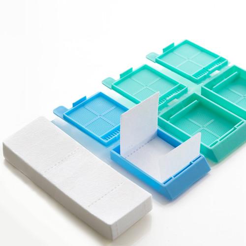 Tri-Fold Biopsy Paper, White,BX/500