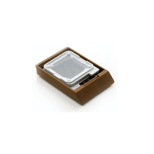 CellSafe Capsule in brown cassette