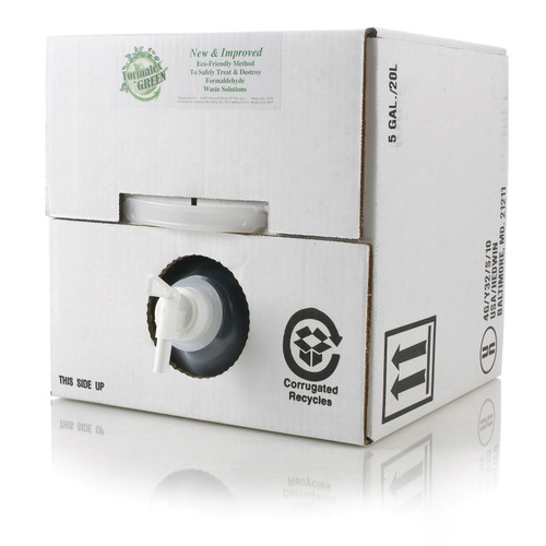 Formalex Green, 1 Gal Cube