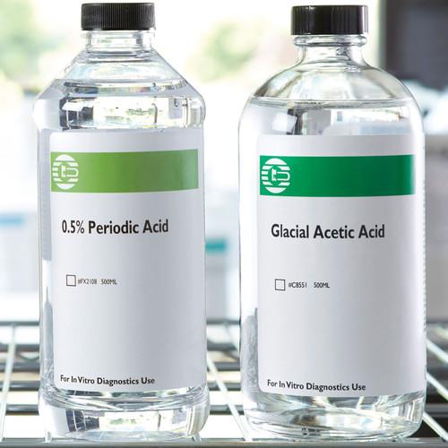 Periodic Acid .5 % Aqueous Solution, 500mL