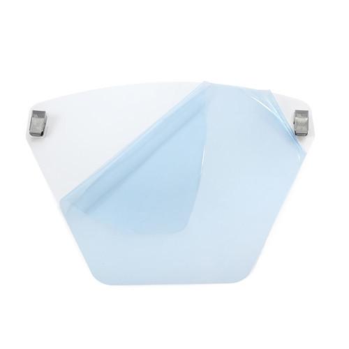 "Invisi-Shield Face Shield 6"" Coated"