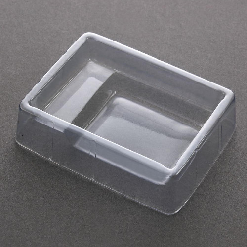 Large Base Mold, Plastic 55x50mm
