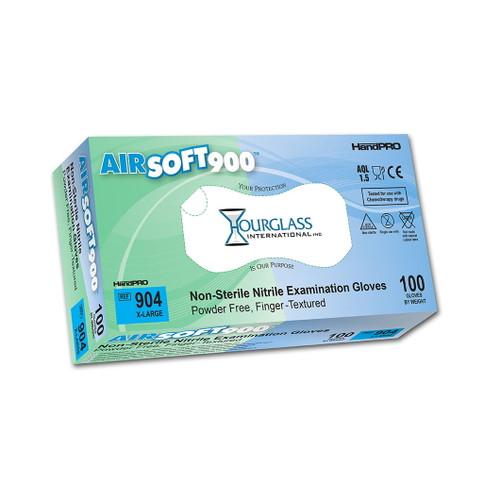 AirSoft 900 Nitrile Examination Gloves