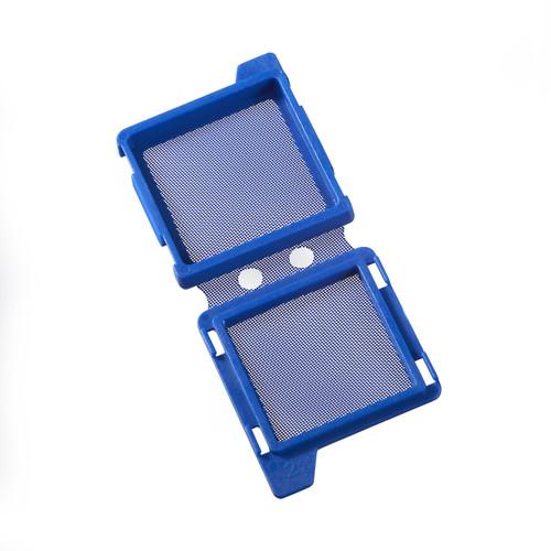 Blue CellSafe Capsule Open