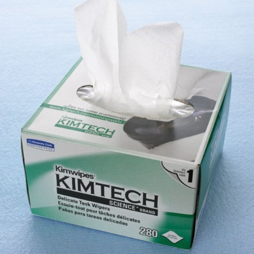 Kimtech™ Science Wipes, Delicate Task Wipers Box of 280 sheets