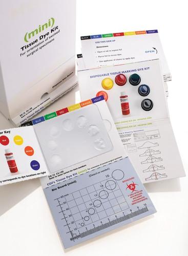 MOHS Kit, CDI's Tissue Marking Dye