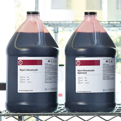 Hematoxylin, Mayers, Gallon | Cancer Diagnostics, Inc.