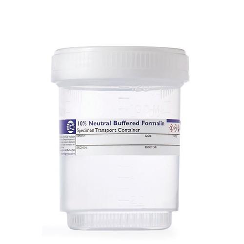 Prefill Formalin Jars, 120mL