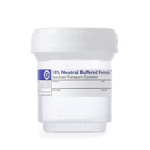 Prefill Formalin Jars, 60mL