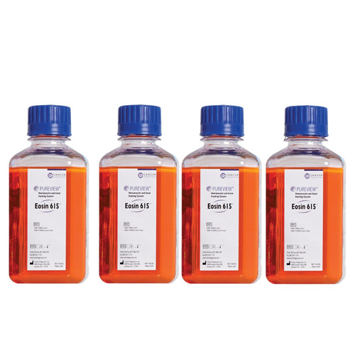 PureView Eosin 615 500mL Case of 4