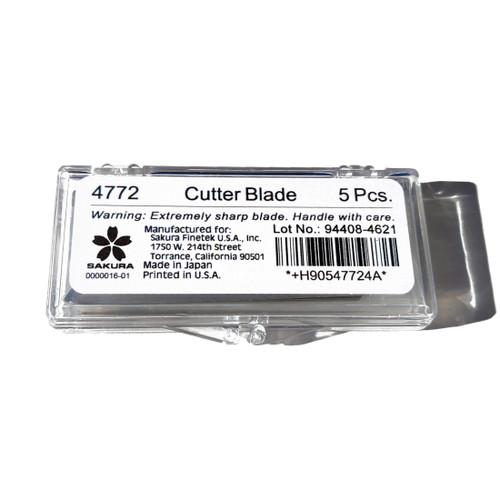 Tissue-Tek SCA Coverslipper Film Blades, CS/5