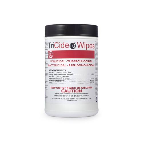 Tricide-10™ Wipes kills SARS-CoV-2 (COVID 19 virus)